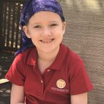 Kathryn Marbutt was diagnosed with acute lymphoblastic leukemia on June 20. Her treatments weaken her immune system, preventing her from physically attending school. (CONTRIBUTED)