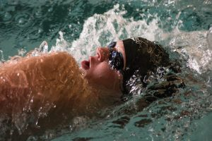 McKeen is one of the top prep swimmers in the state, and sports a 4.6 weighted GPA as well. (Contributed)