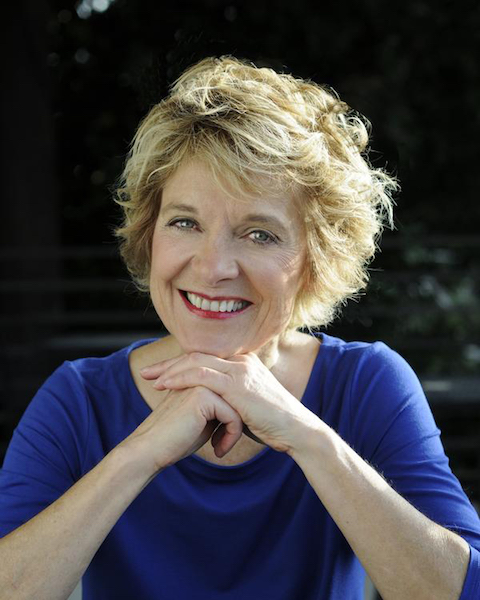 Actor and storyteller Dolores Hydock will perform at First Baptist Church of Columbiana on Feb. 25 for a fundraiser benefiting the Shelby County Arts Council. (Contributed)