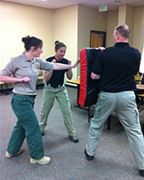 The Shelby County Sheriff's Office is offering a free women's safety class on Jan. 14, 2017 at the SCSO training facility. (Contributed)
