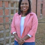 Eighth grade math teacher Vicki Jackson was named the Middle School Teacher of the Year for Shelby County Schools. (CONTRIBUTED)
